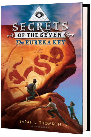 Secrets of the Seven: The Eureka Key by Sarah L. Thomson